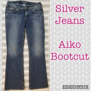 Aiko Bootcut jeans